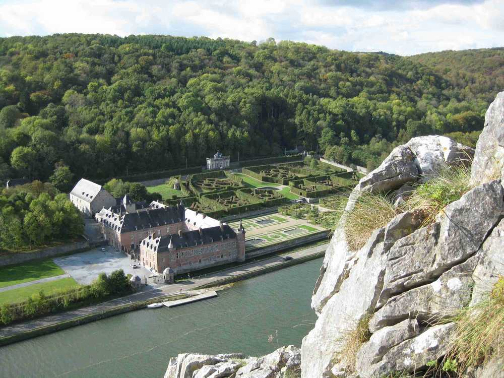 Le château de Freyr.